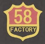 58 FACTORY